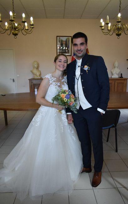 Mariés civilement 10.10.20 report mars 2021 puis octobre 2021 1