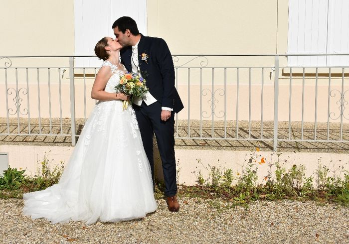 Mariés civilement 10.10.20 report mars 2021 puis octobre 2021 - 2