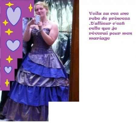 mon montage de robe