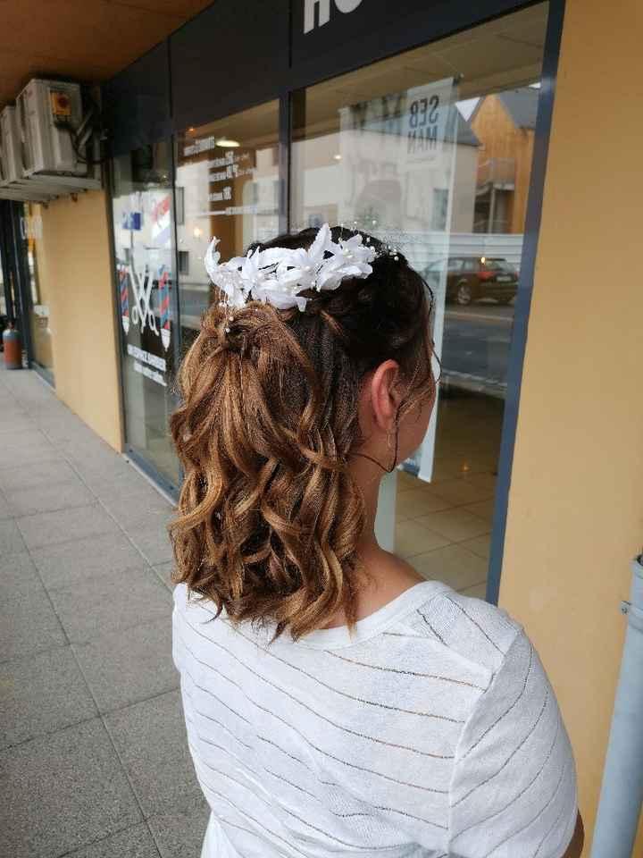 J-30, essais coiffure & maquillage - 4