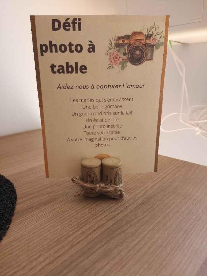 Défi photo à table terminé - 1