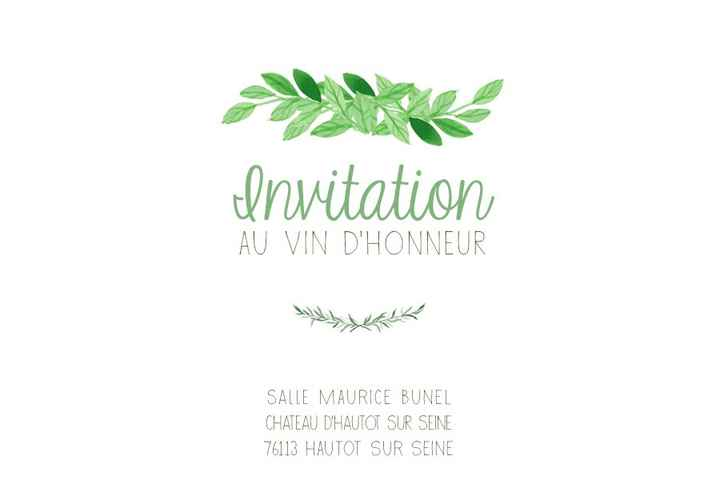 Invitations vh - 3