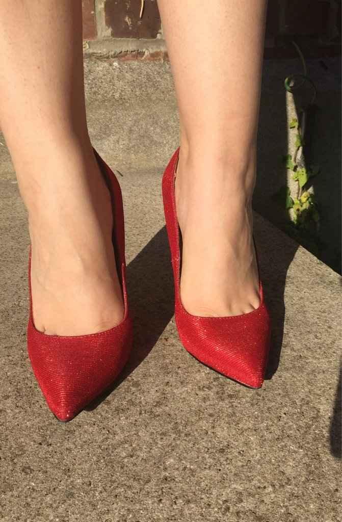 Chaussure mère noËl trouver happy - 2