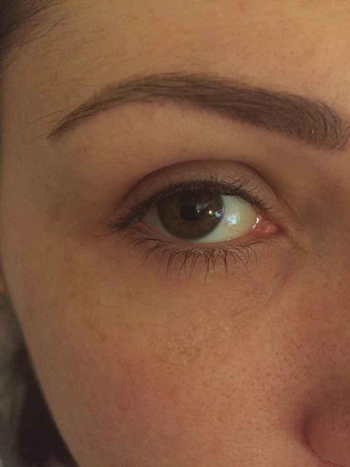 Pigmentation semi permanente sourcils - avis - 1