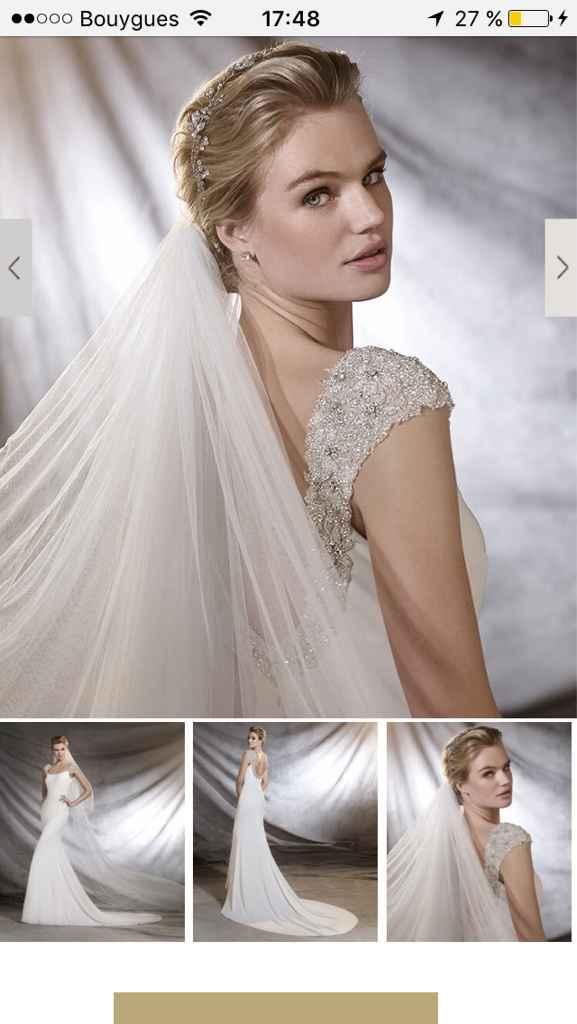 Et après le mariage ... vous avez fait quoi de votre robe??? - 3