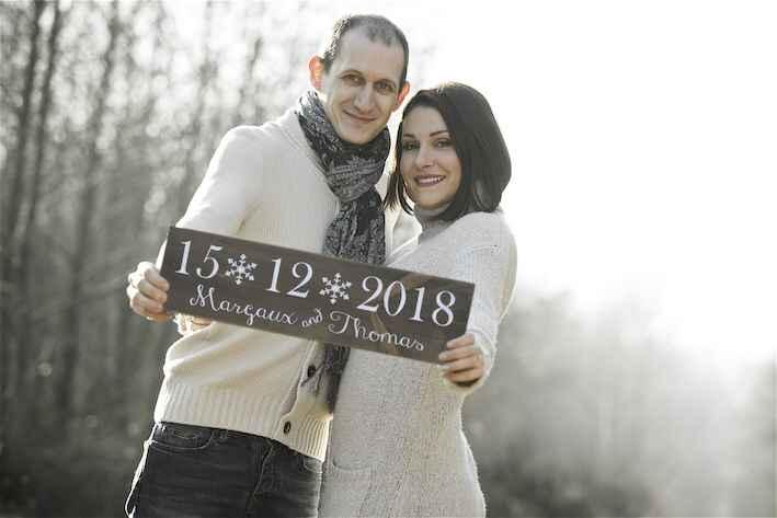 Ma séance d'engagement pour mon save the date !!! - 3