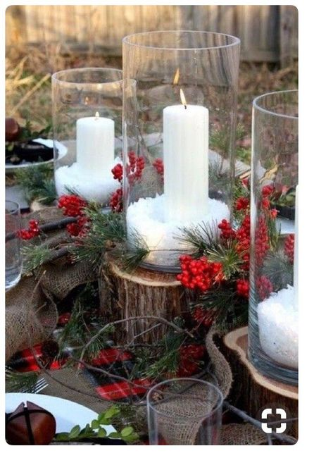 Inspiration: Mariage hivernal ❄️ ⛄️❤️ - 6