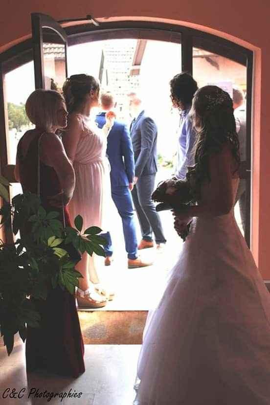 Me voilà mariée 😄😍 - 2