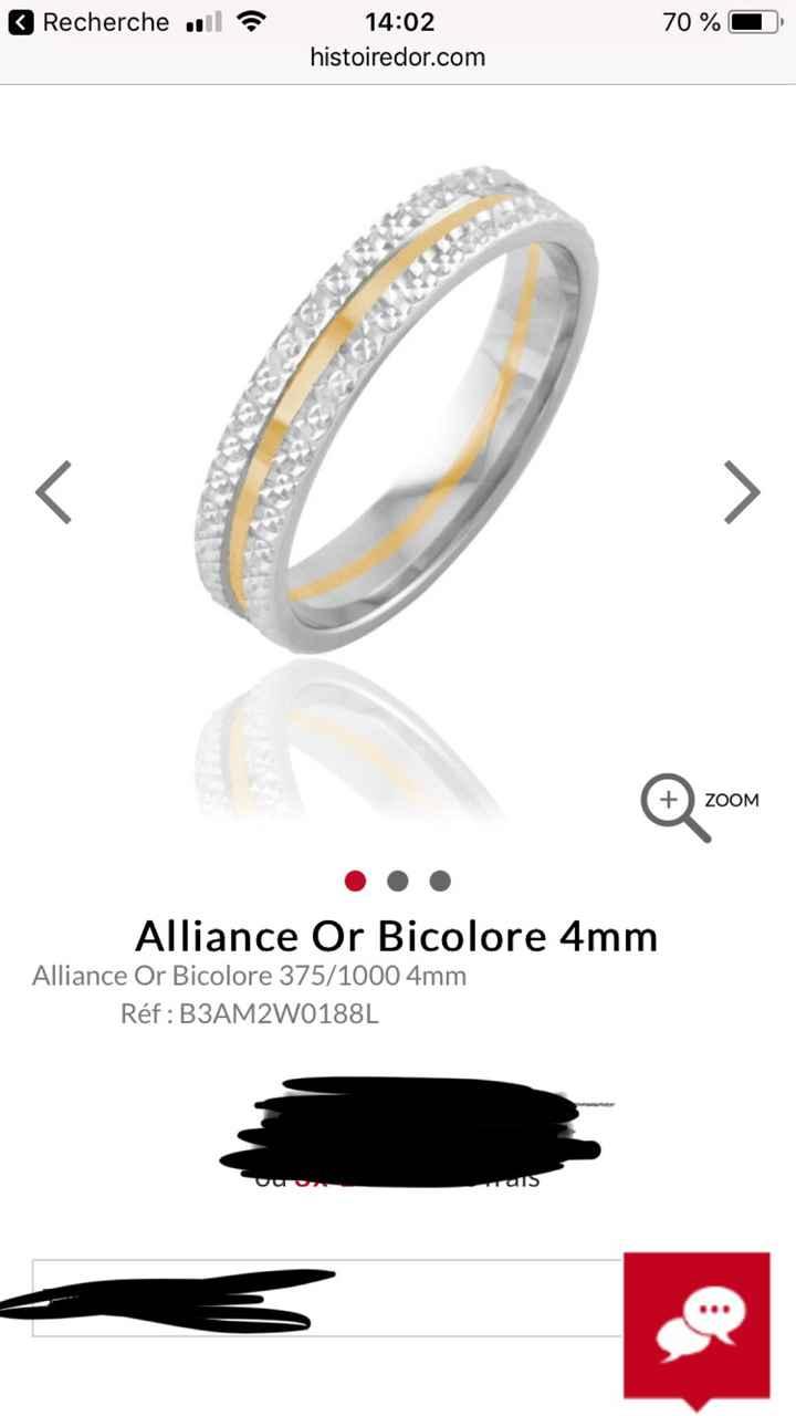 Alliance trouvés - 1