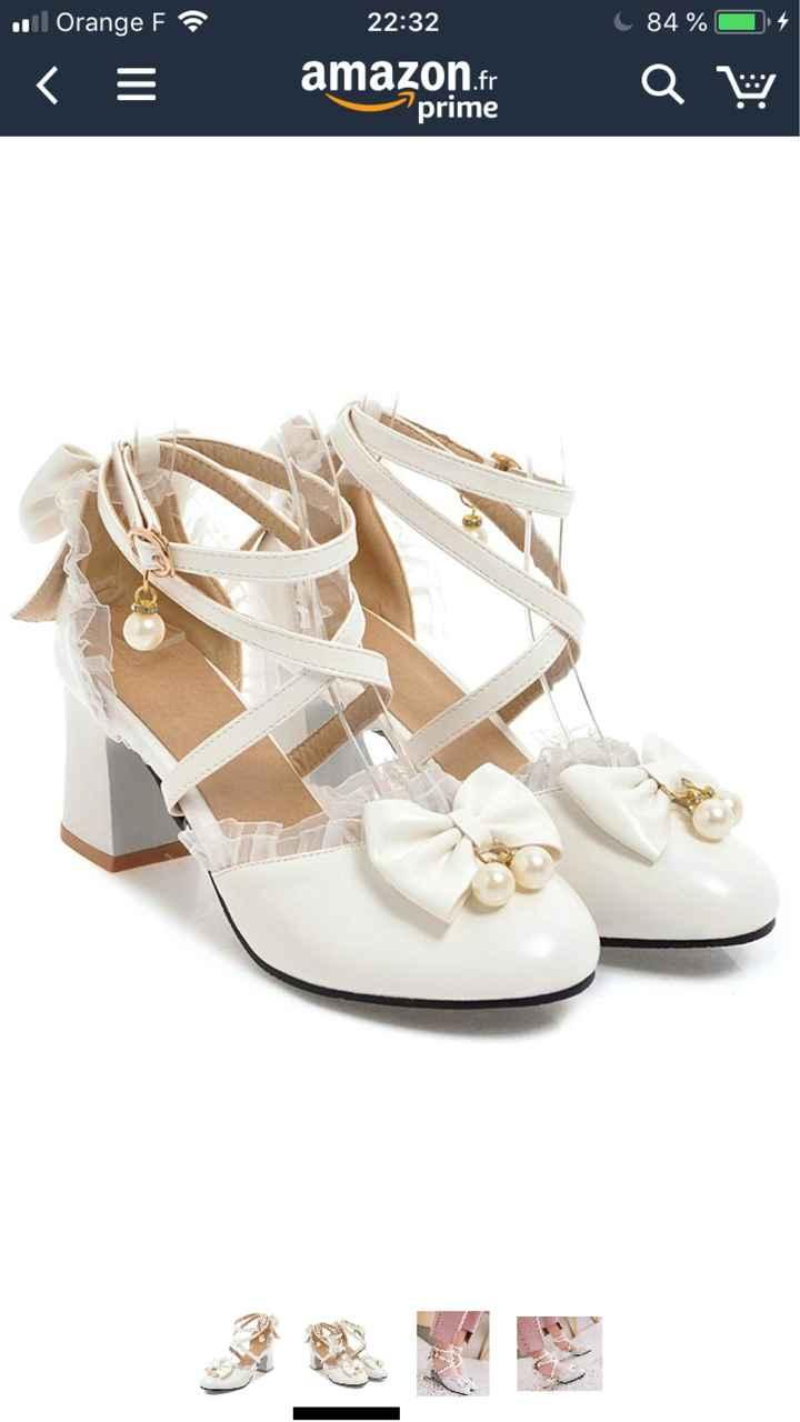 Avis chaussures - 1
