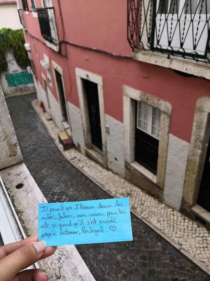 Love Notes Lisbonne - trouvez la vôtre - 5