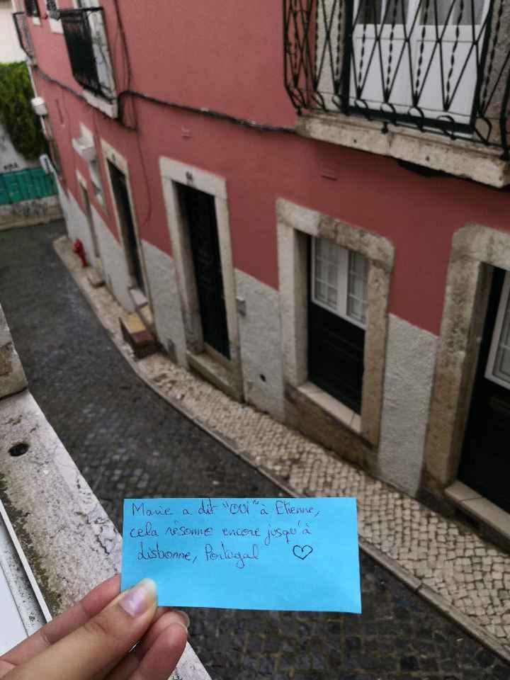 Love Notes Lisbonne - trouvez la vôtre - 6