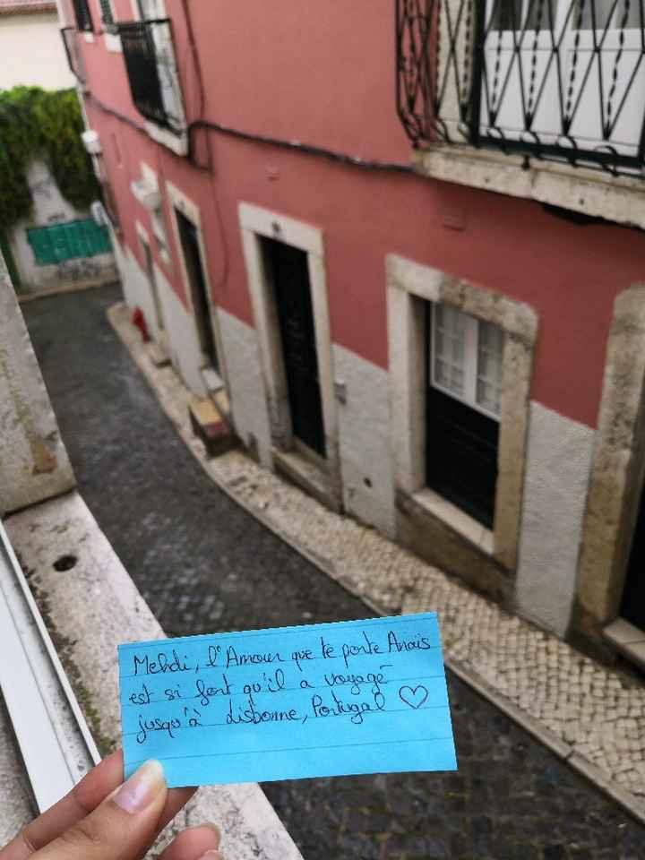 Love Notes Lisbonne - trouvez la vôtre - 7