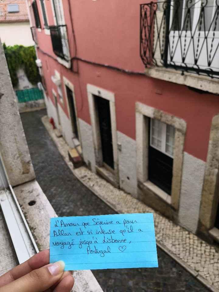 Love Notes Lisbonne - trouvez la vôtre - 9
