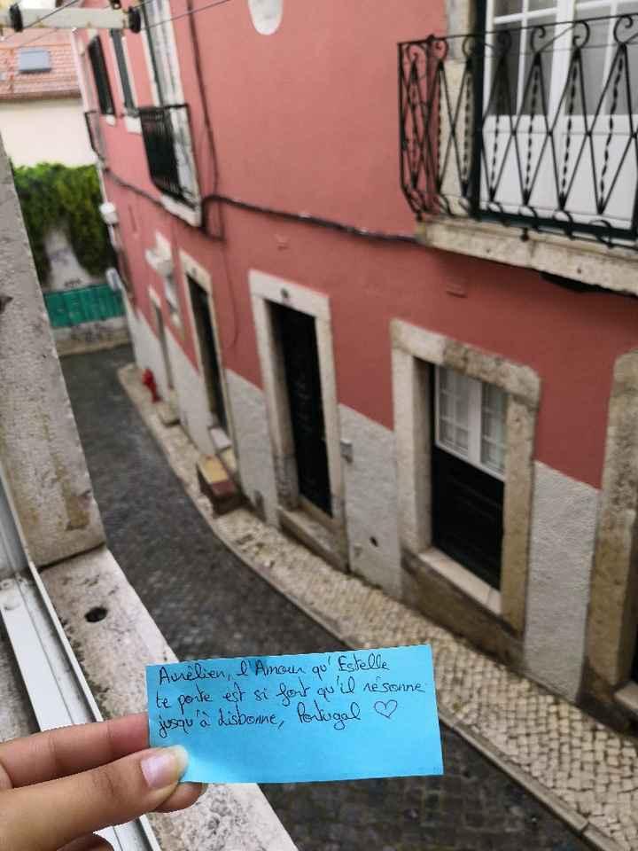Love Notes Lisbonne - trouvez la vôtre - 10