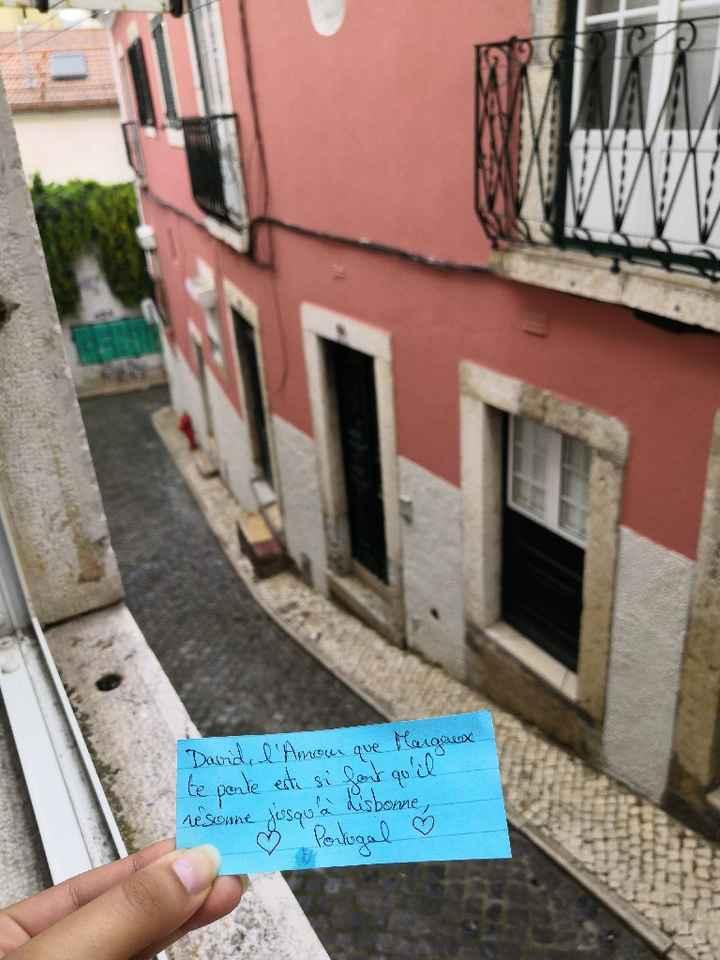 Love Notes Lisbonne - trouvez la vôtre - 11