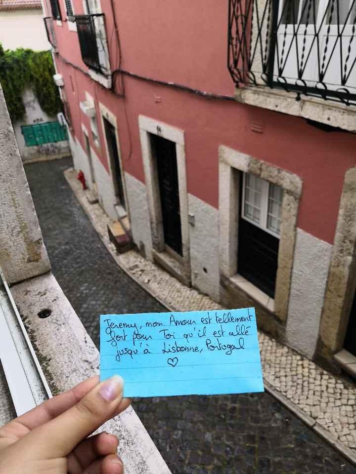 Love Notes Lisbonne - trouvez la vôtre - 12