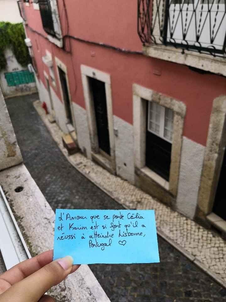 Love Notes Lisbonne - trouvez la vôtre - 13