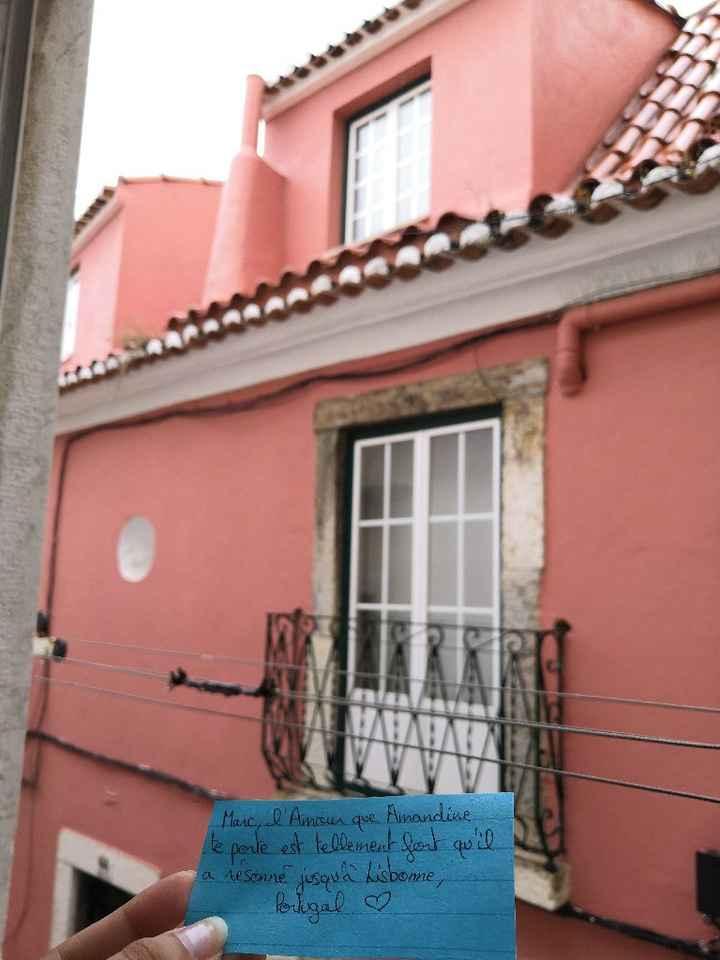 Love Notes Lisbonne - trouvez la vôtre - 64