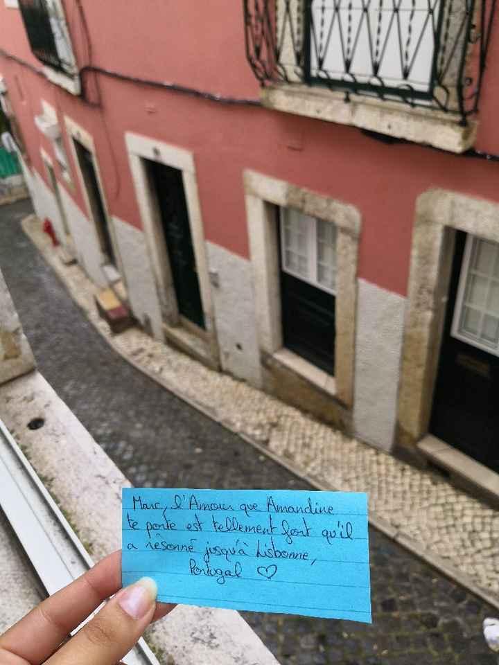 Love Notes Lisbonne - trouvez la vôtre - 65