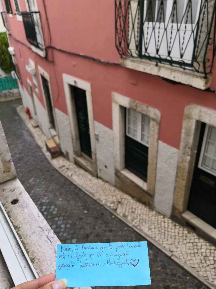 Love Notes Lisbonne - trouvez la vôtre - 66