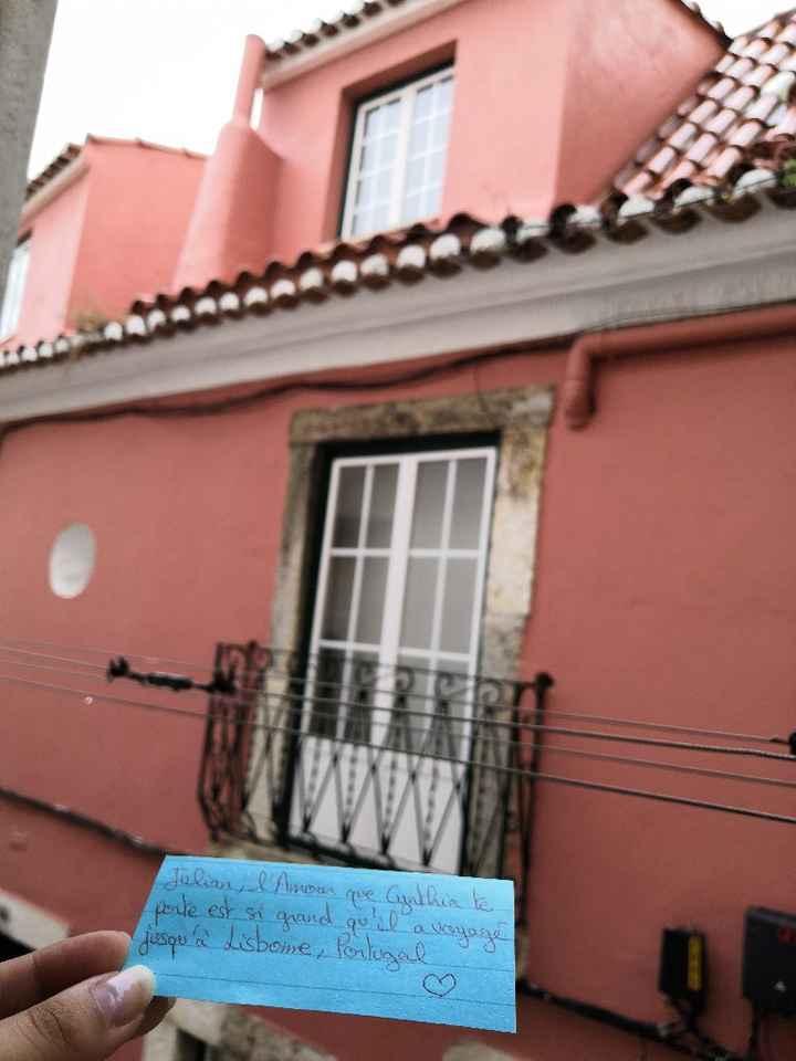 Love Notes Lisbonne - trouvez la vôtre - 67