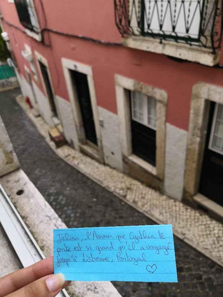 Love Notes Lisbonne - trouvez la vôtre - 68