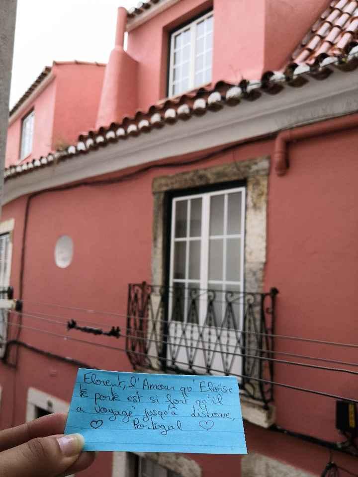 Love Notes Lisbonne - trouvez la vôtre - 69