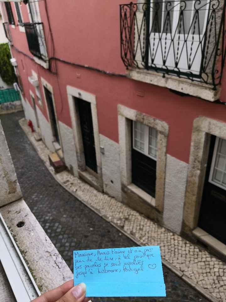 Love Notes Lisbonne - trouvez la vôtre - 71