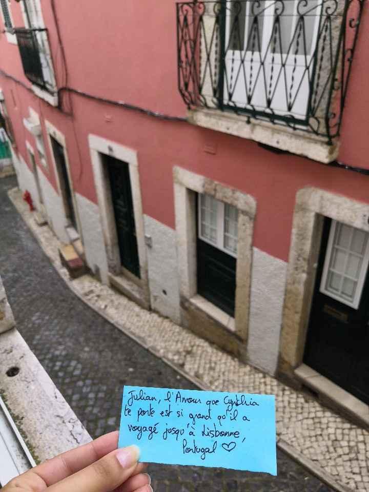 Love Notes Lisbonne - trouvez la vôtre - 72