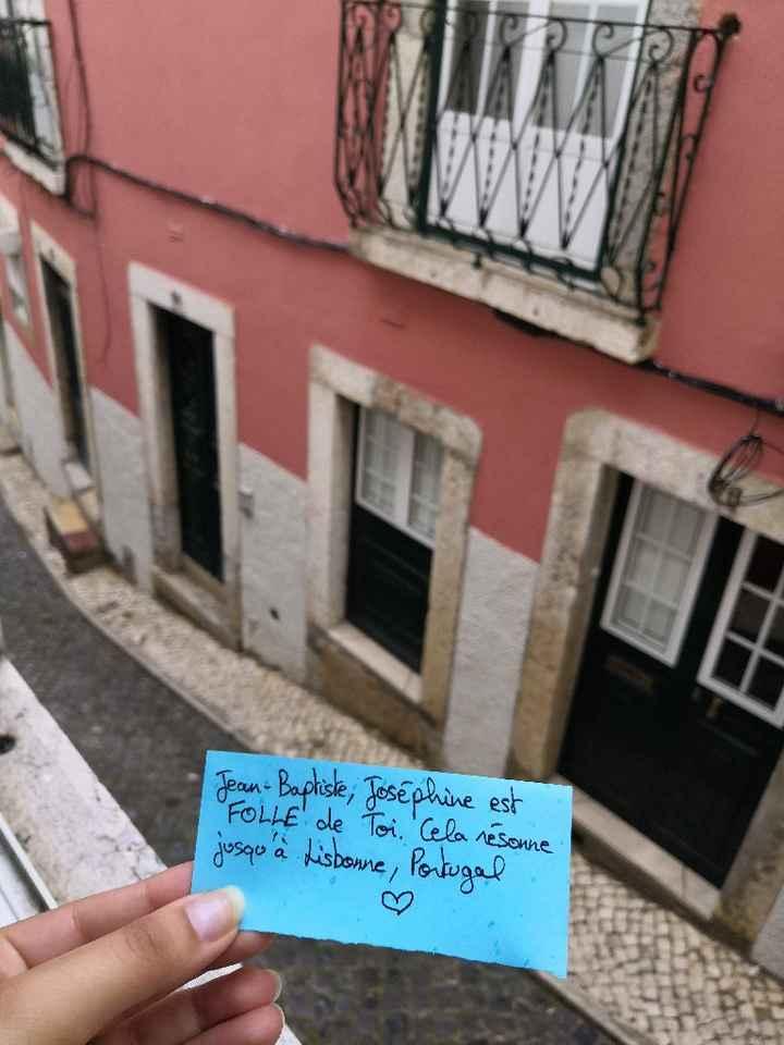 Love Notes Lisbonne - trouvez la vôtre - 73