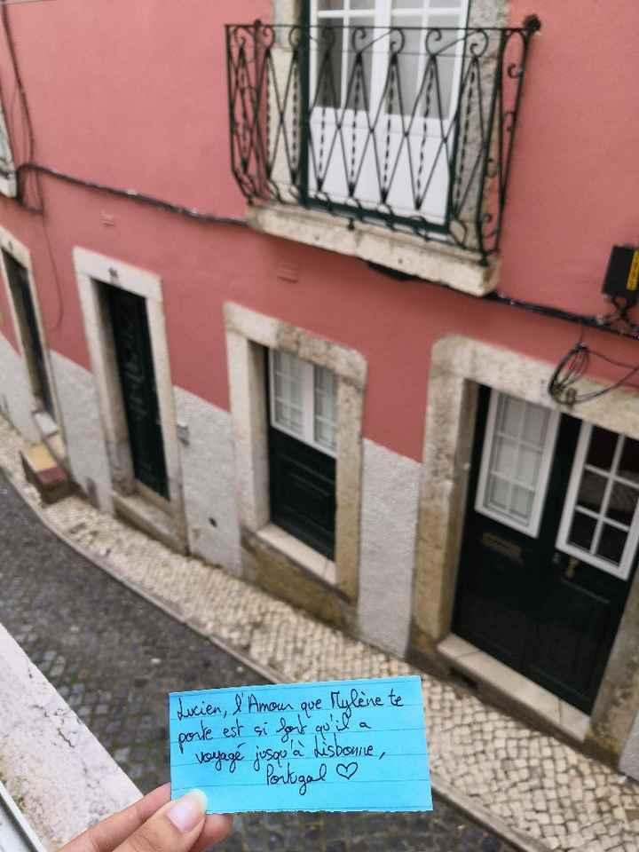 Love Notes Lisbonne - trouvez la vôtre - 74