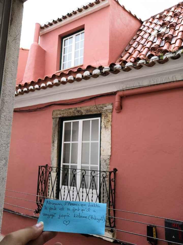 Love Notes Lisbonne - trouvez la vôtre - 75