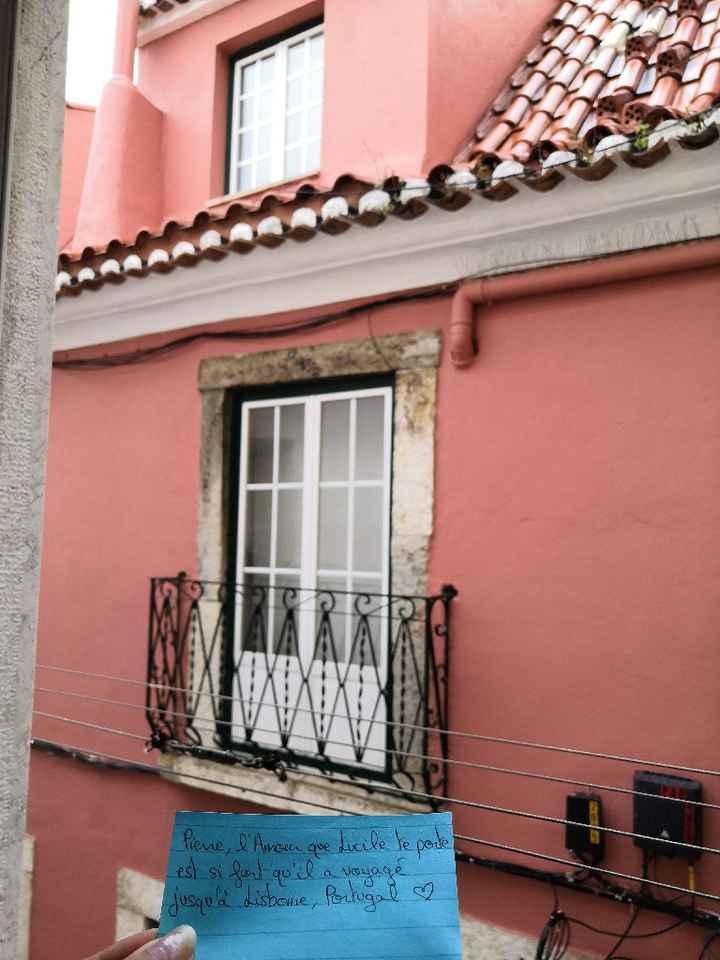 Love Notes Lisbonne - trouvez la vôtre - 76