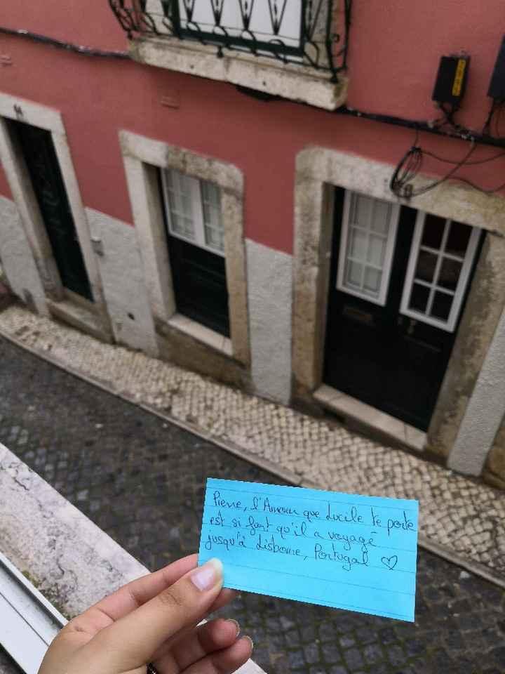 Love Notes Lisbonne - trouvez la vôtre - 77