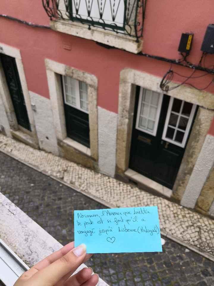 Love Notes Lisbonne - trouvez la vôtre - 78