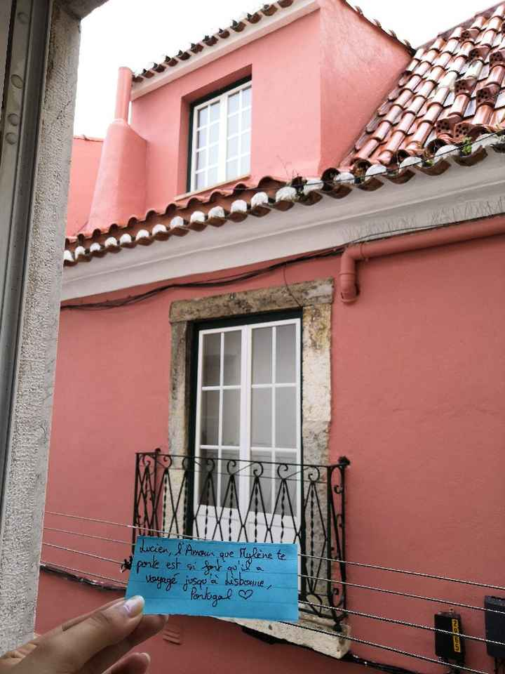 Love Notes Lisbonne - trouvez la vôtre - 79