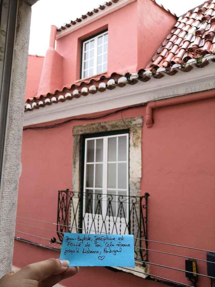Love Notes Lisbonne - trouvez la vôtre - 80