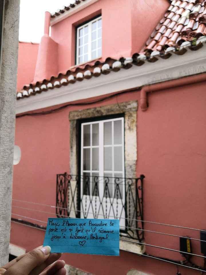 Love Notes Lisbonne - trouvez la vôtre - 81