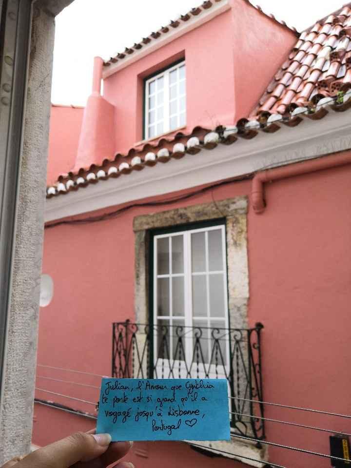 Love Notes Lisbonne - trouvez la vôtre - 82