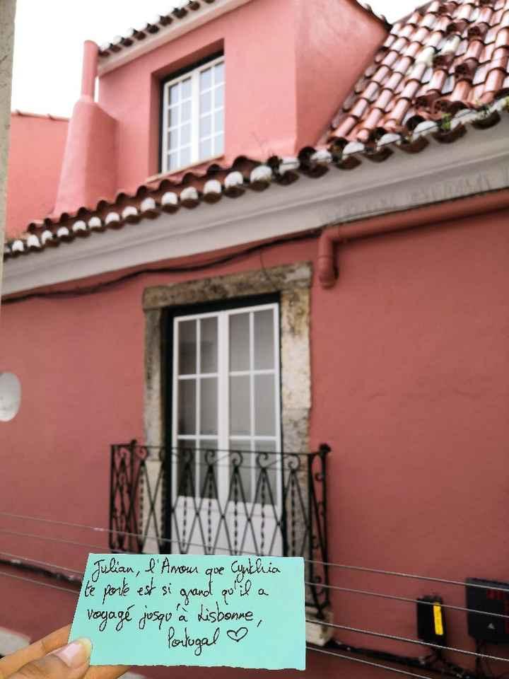 Love Notes Lisbonne - trouvez la vôtre - 83