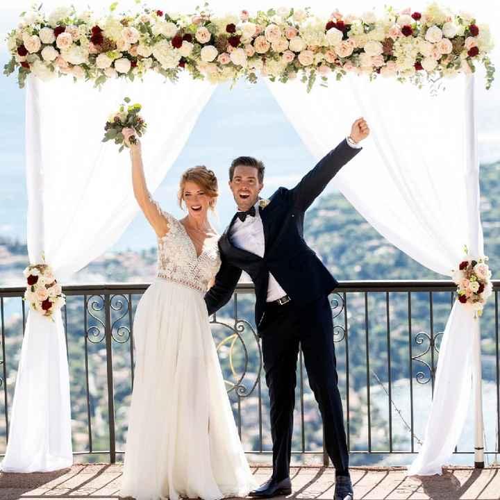 Nous nous marions le 26 Septembre 2020 - Alpes-maritimes - 1