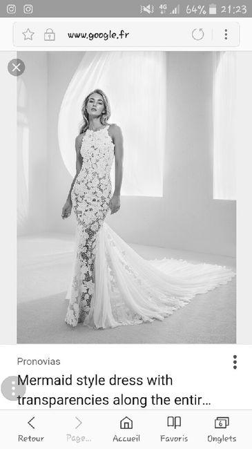 La robe de mes rêves - 2