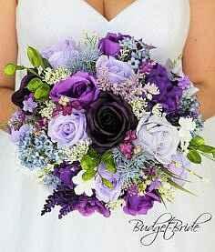 ⚡ Ce bouquet exclusif pour un mariage champêtre : Vrai ou faux ? 1