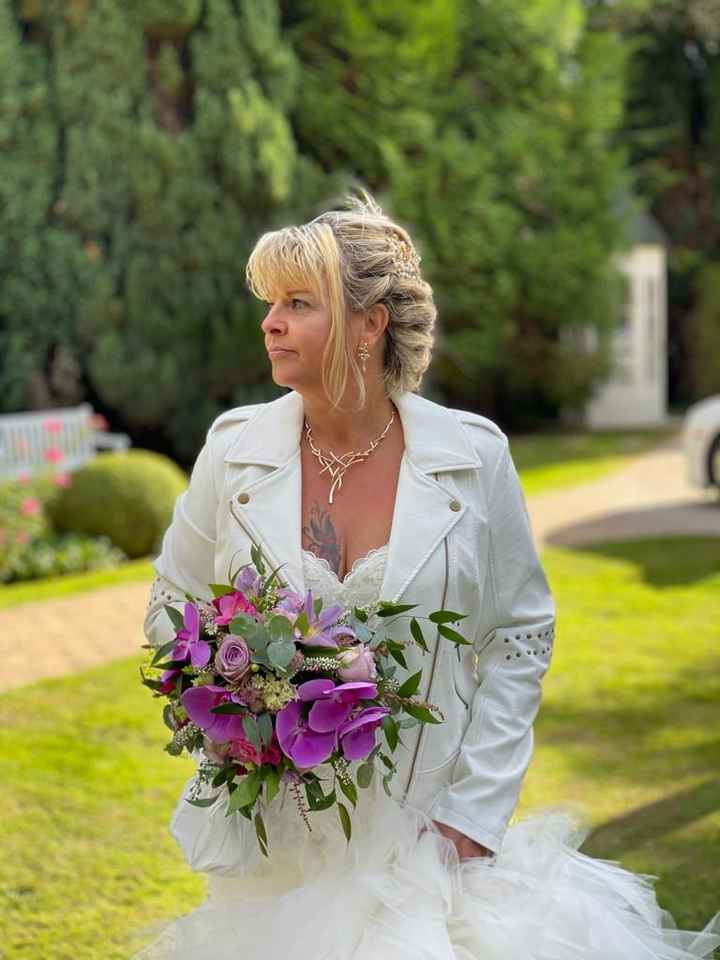 Voici les 4 types de fleurs qui triomphent aujourd'hui dans les mariages 🌸 - 1