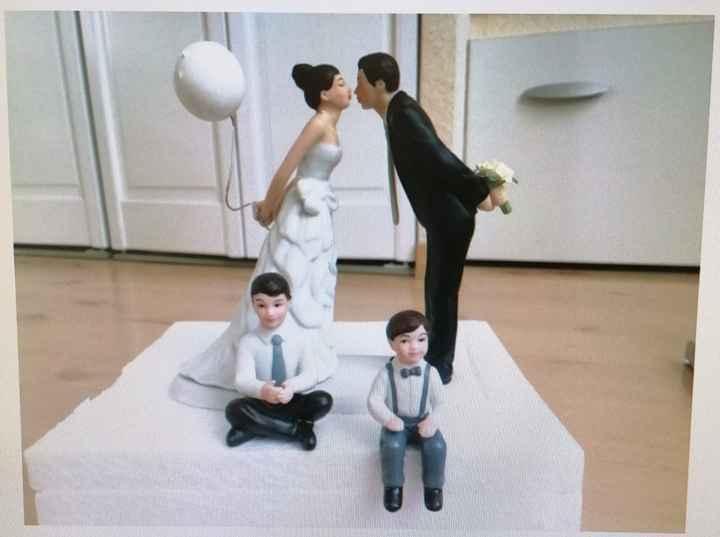 Figurines sur le gâteau 3