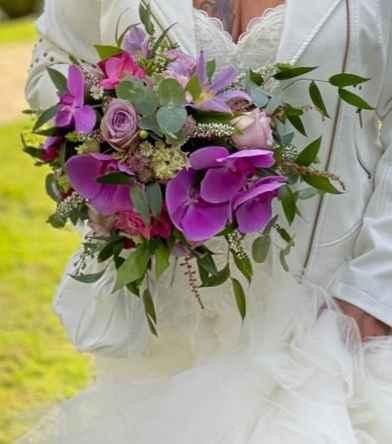Bouquet  blanc ou bouquet coloré ? 4