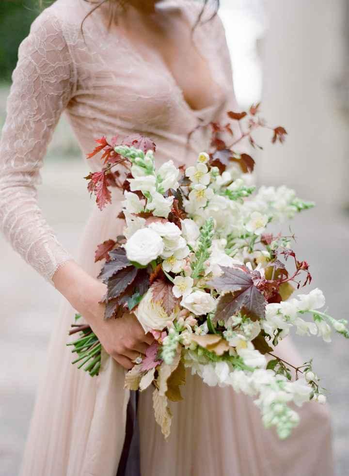 Bouquet  blanc ou bouquet coloré ? 6