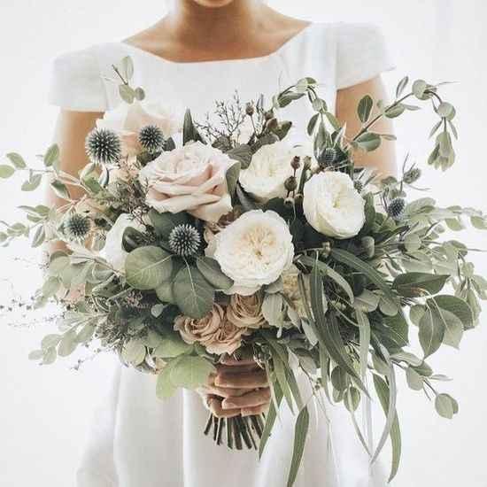 Bouquet  blanc ou bouquet coloré ? 7