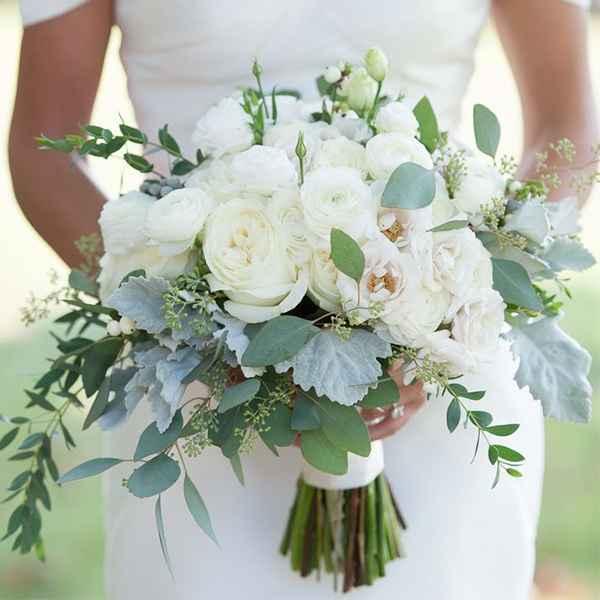 Bouquet  blanc ou bouquet coloré ? 8